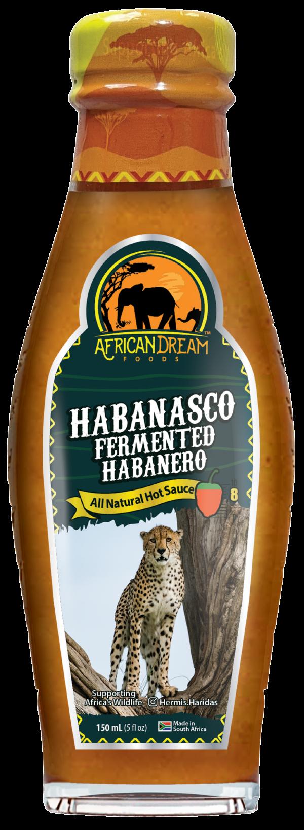 Habanasco - Fermented Habanero Hot Sauce