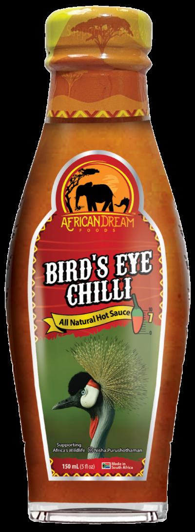 Bird's Eye Chilli Hot Sauce