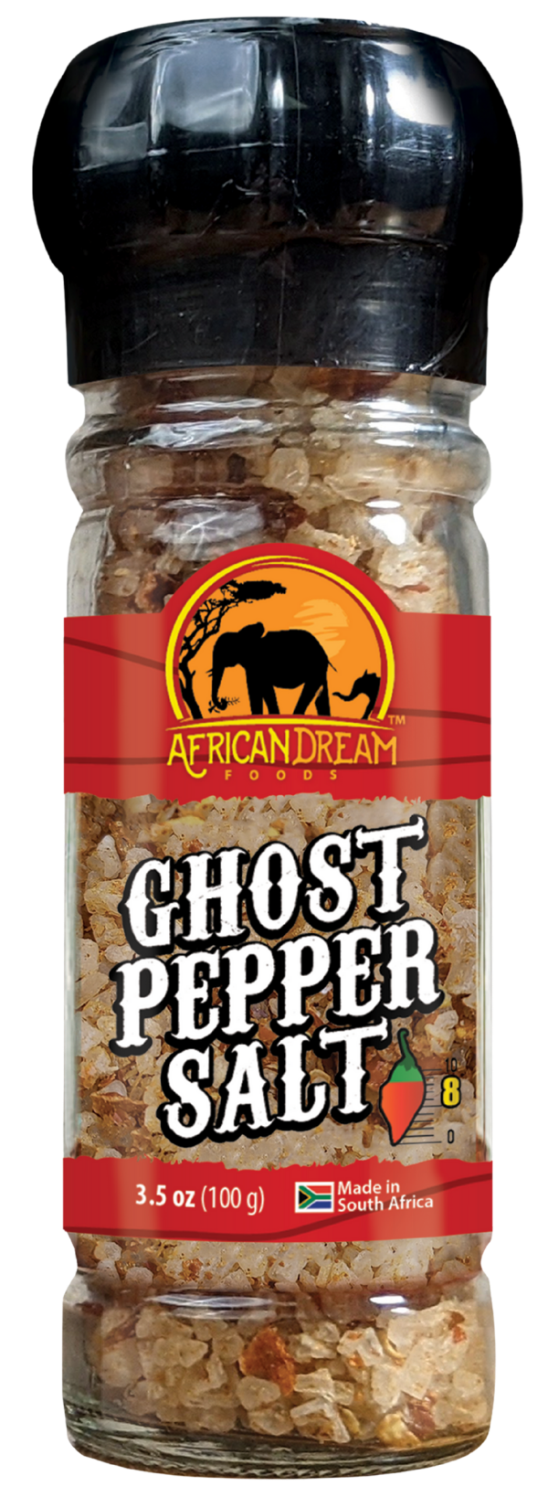 Ghost Pepper Chili Salt