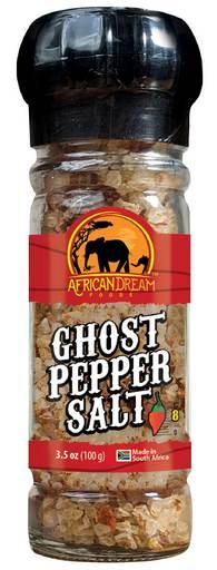 Ghost Pepper Salt