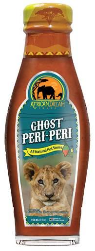 Ghost Peri-Peri Sauce