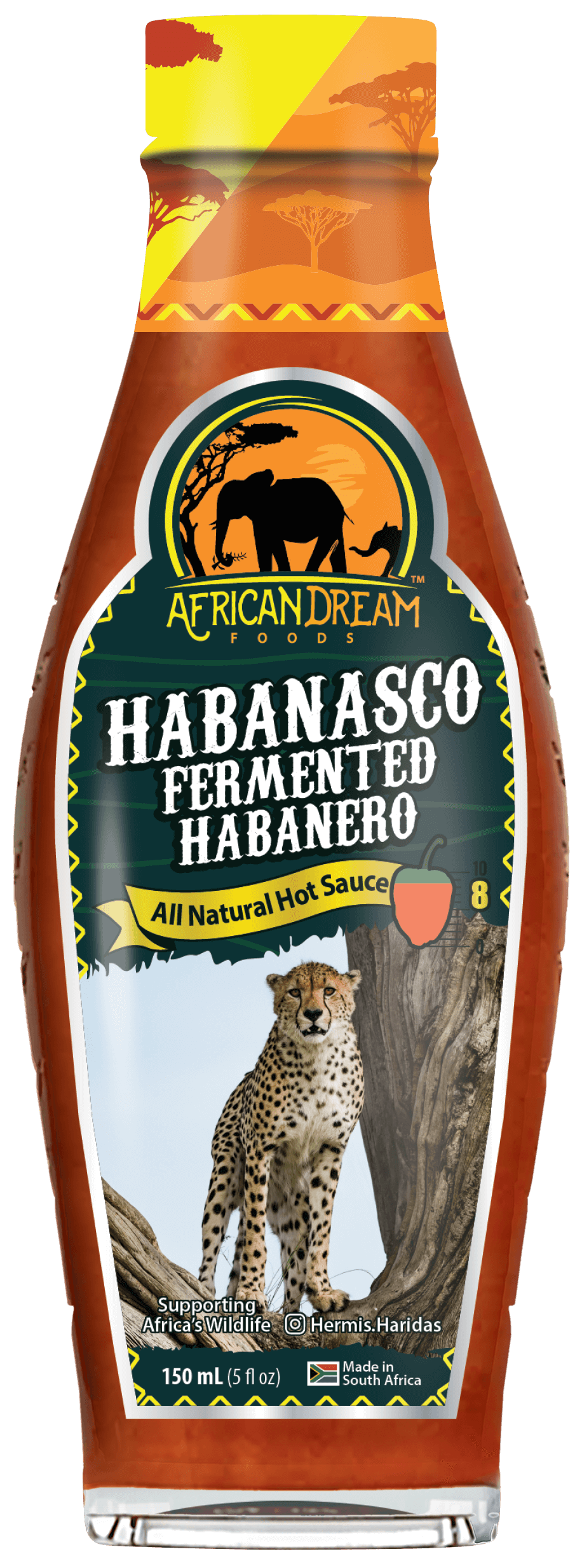 Habanasco - Fermented Habanero Hot Sauce