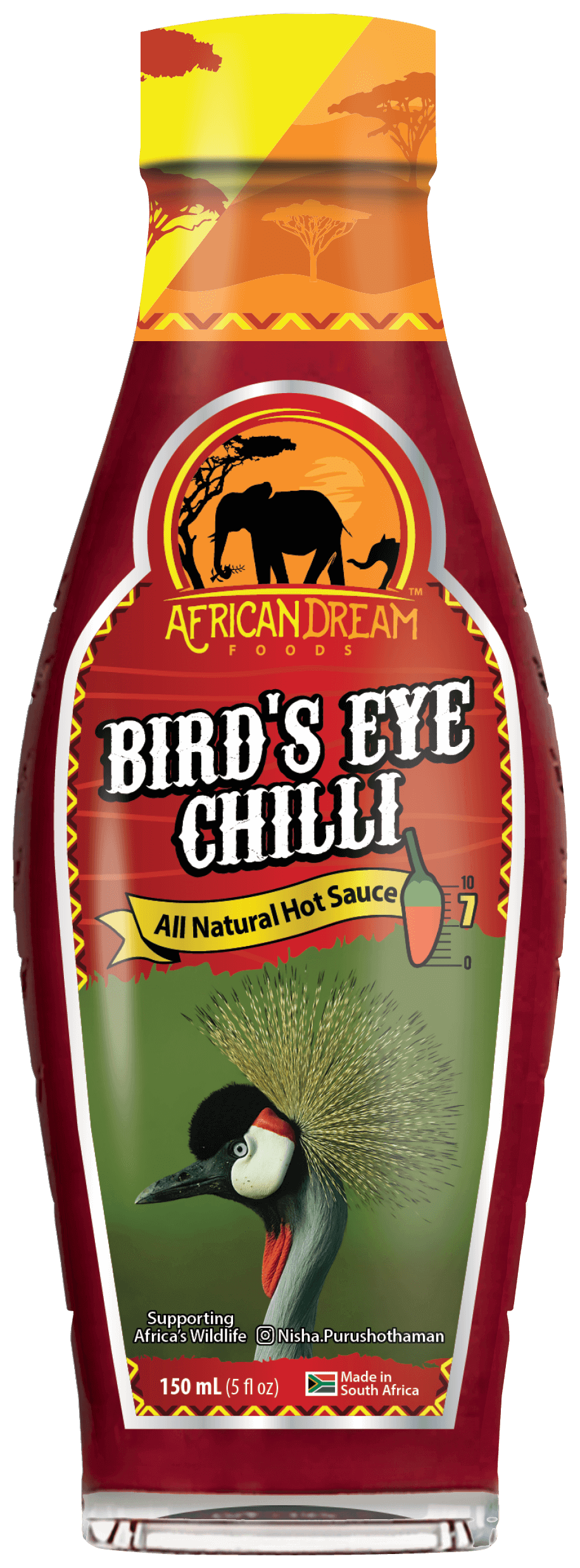 Bird's Eye Chilli Hot Sauce