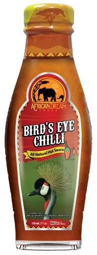 Bird's Eye Chilli Sauce
