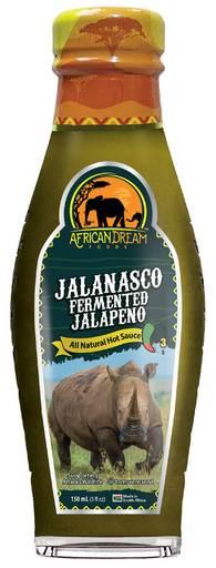 Jalanasco Fermented Jalapeno Sauce