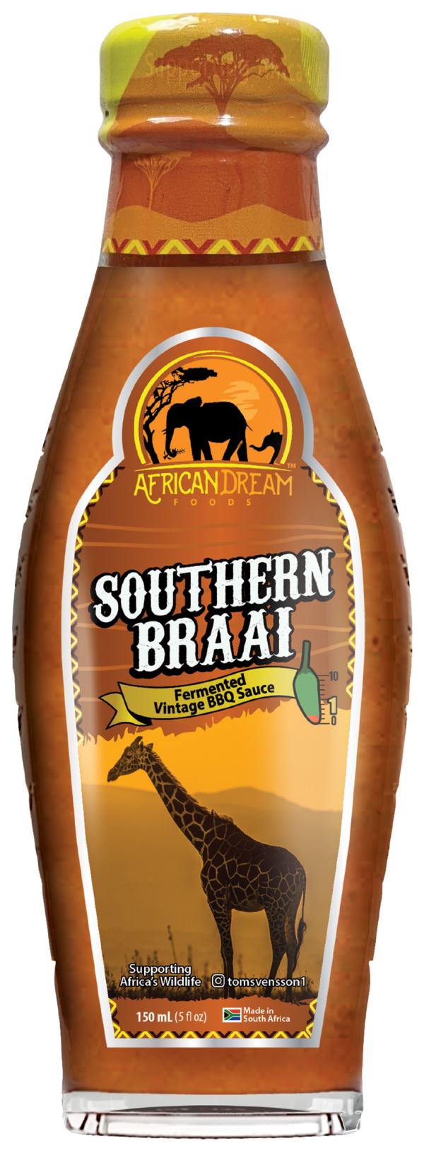Southern Braai BBQ Sauce