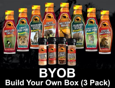 BYOB-3 Pack