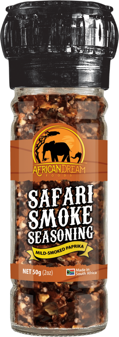 Safari Smoke Seasoning