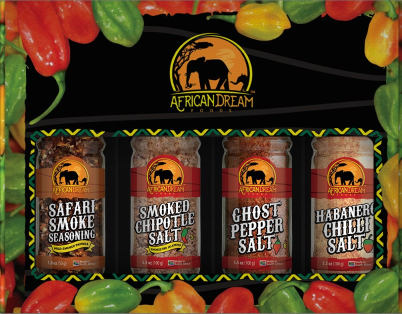 VP4-010 All Salts & Seasonings Variety Pack