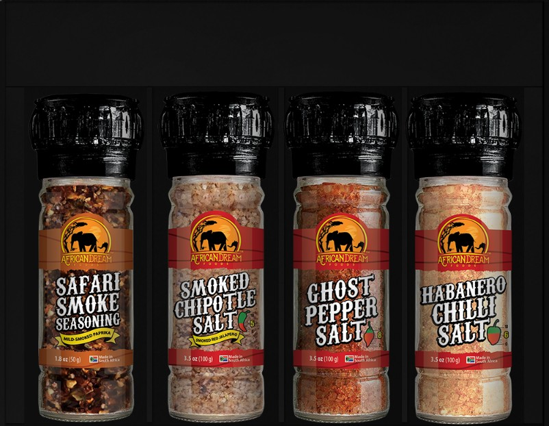 All Salts & Seasonings Variety Pack