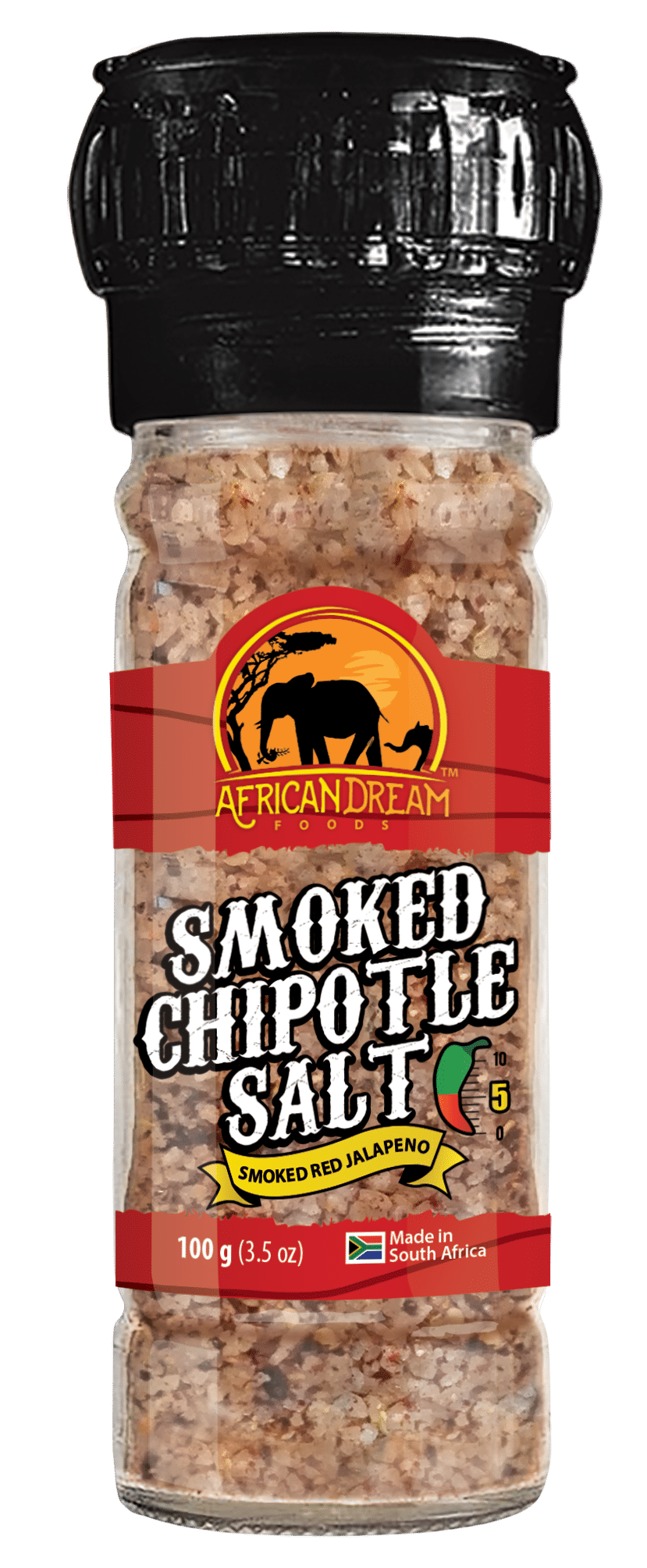 Smoked Chipotle Salt