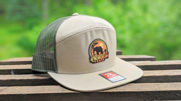 Tan Trucker Hat