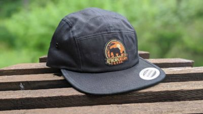 Safari Cap - Black Colour
