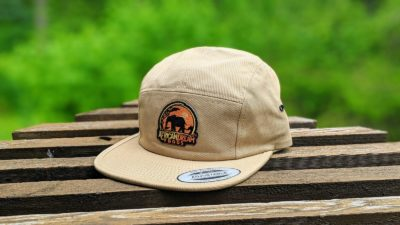 Safari Cap - Tan Colour