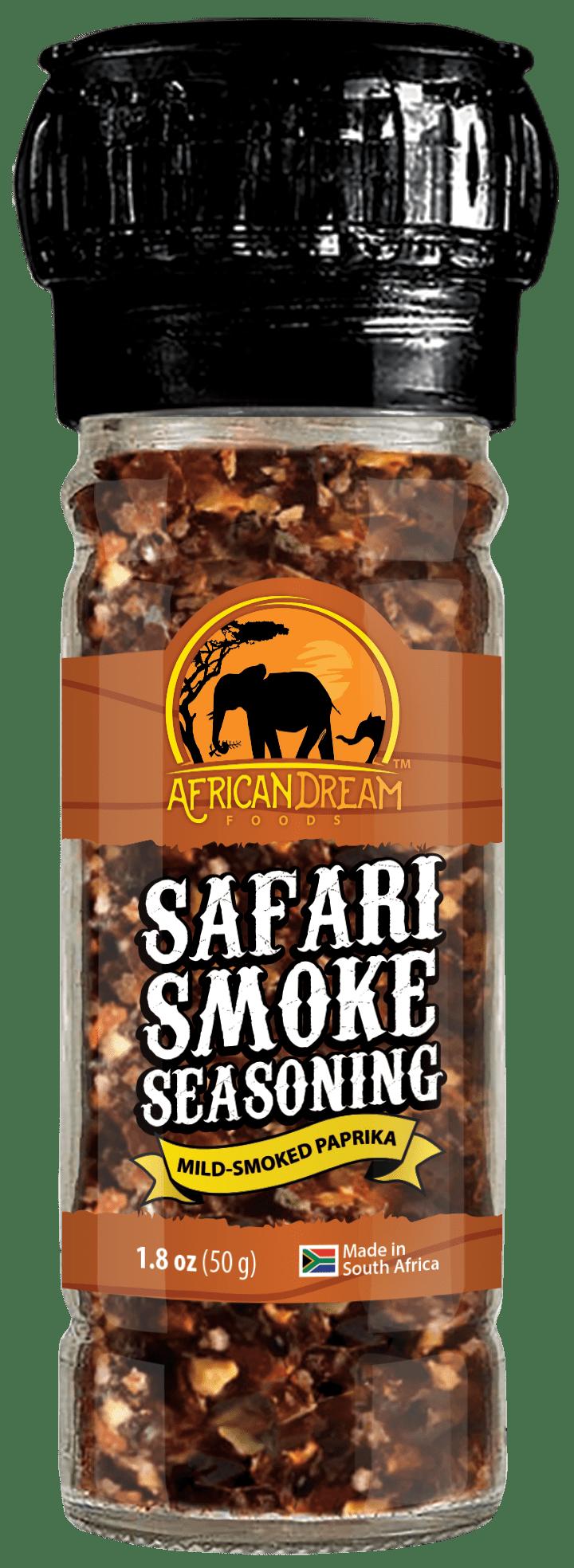 Safari Smoke Seasoning