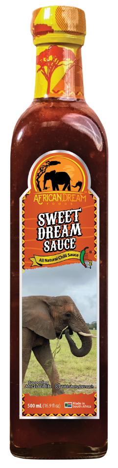 Sweet Dream Sauce Big Bottle