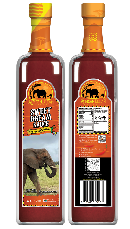 Sweet Dream Sauce African Dream Foods