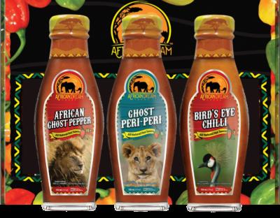 African Variety 3-Pack - VP3-003