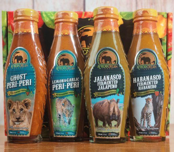 favorite hot sauces
