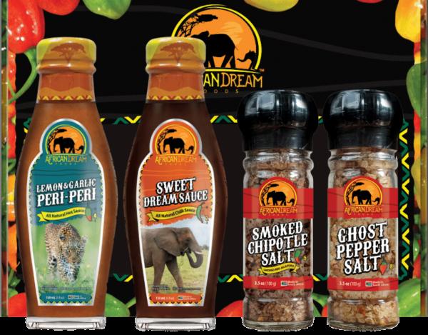 Sweet n Spicy mixed 4-pack VP4-012