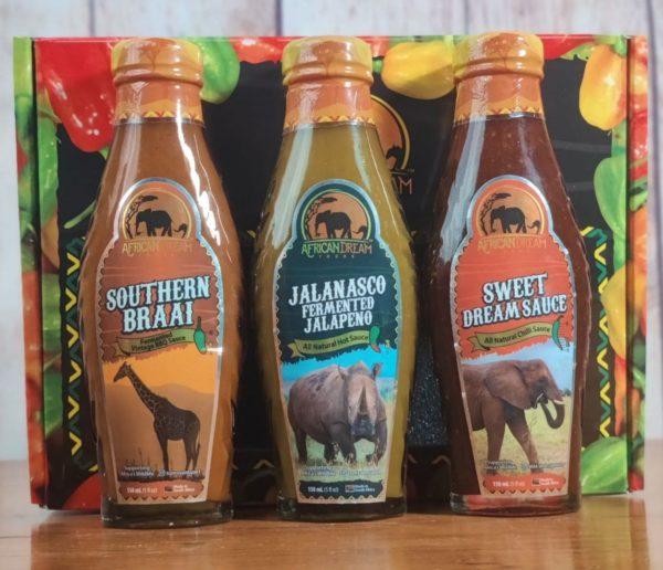 Mildest Hot Sauce Gift Pack