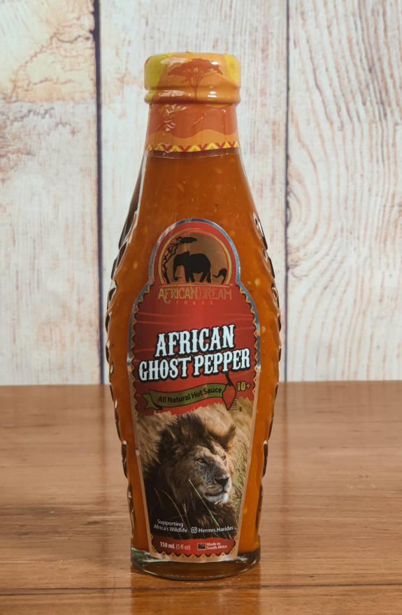best-hot-sauce- ADF-Ghost-Pepper