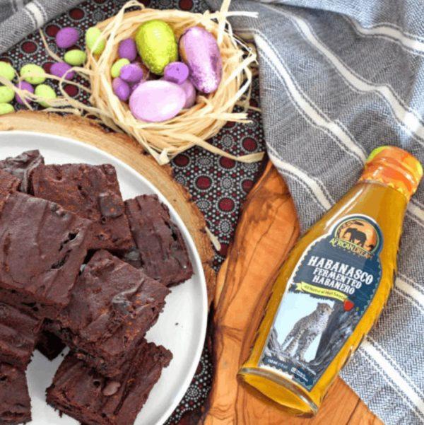 Habanasco-Brownies