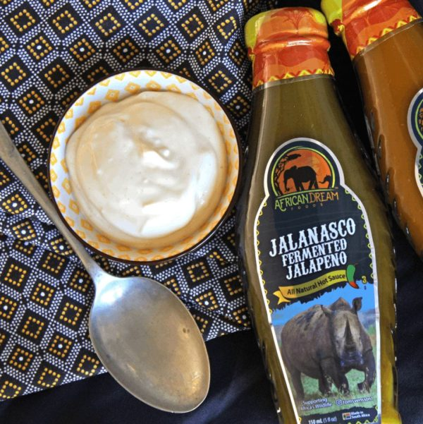 Jalanasco Dipping Sauce