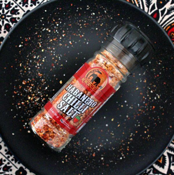 Spice-Habanero-Chilli